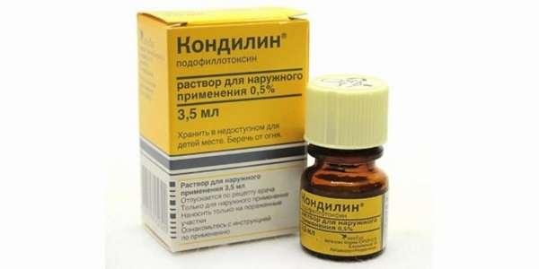 Препарат Кондилин