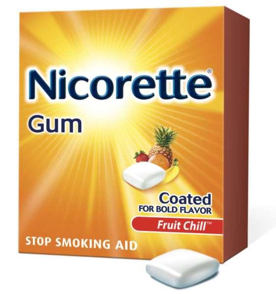 Никотиновые жвачки