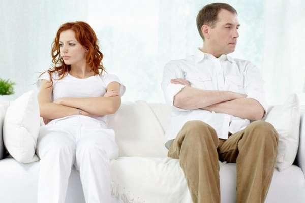 Раздор в семейной паре