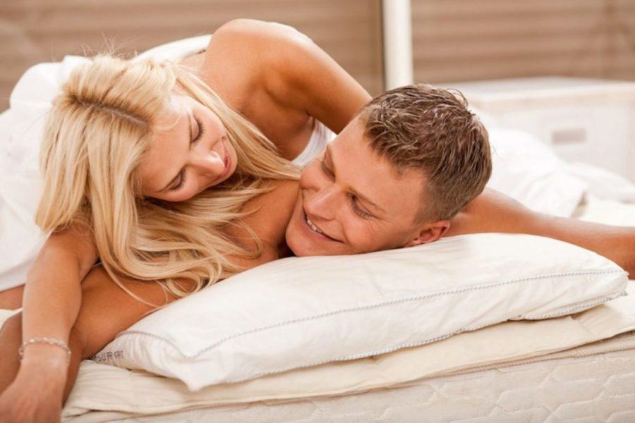 Игры в постели