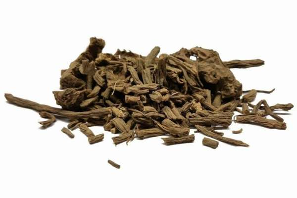 Сухой корень валерианы