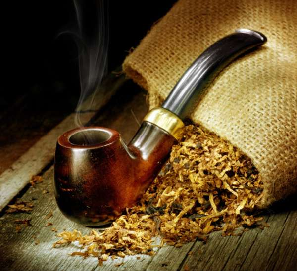 Трубка для курения табака