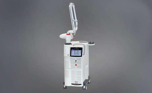 Установка для лазерной терапии
