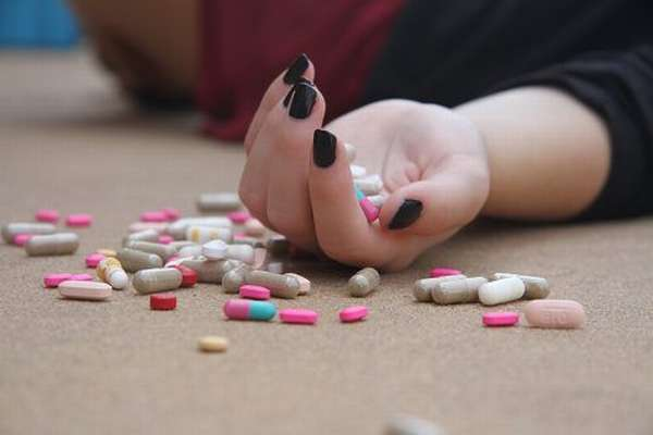 Детская наркомания