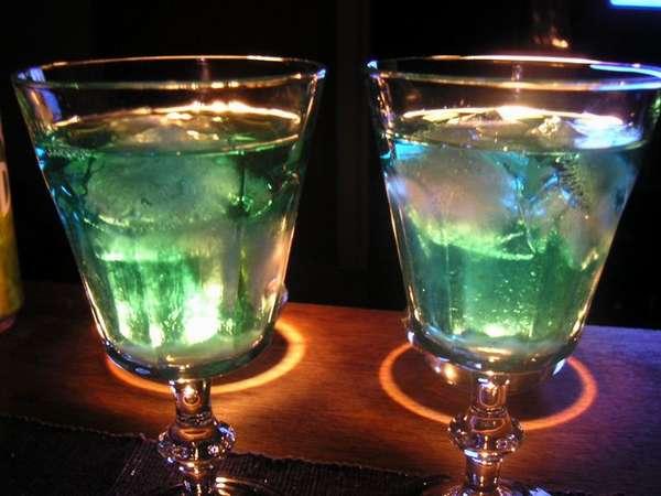Яркий алкоголь