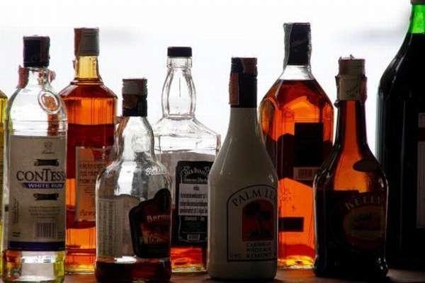Алкоголь исключается