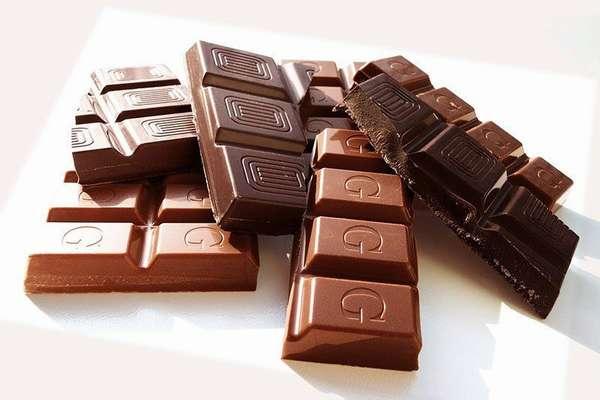 Аллерген — шоколад