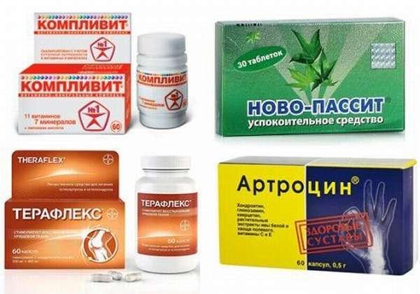 Лекарства при артрите кистей