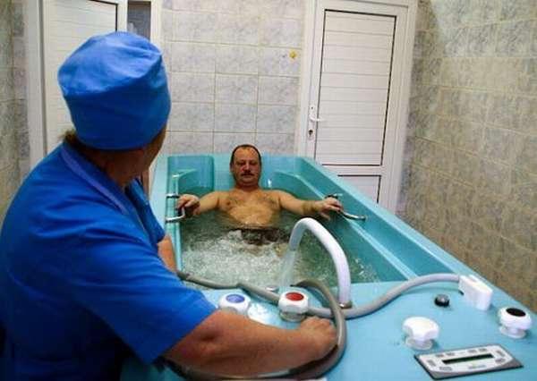 Бальнеотерапия