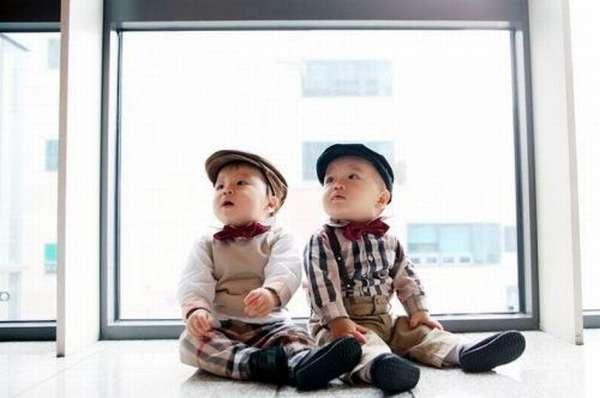 Маленькие мальчики