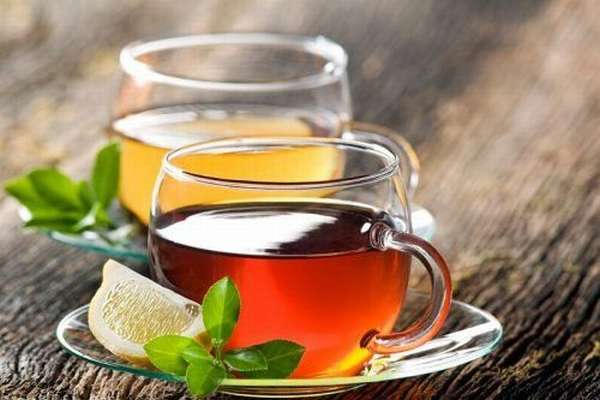 Целебные настои и чаи