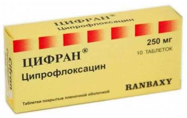 Цифран в таблетках