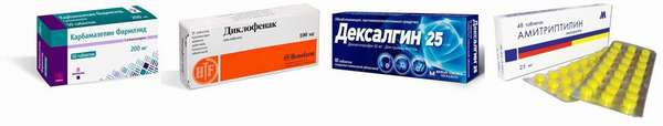 Десалгин и другие препараты