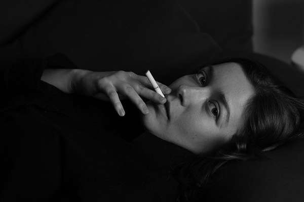 Курение — негативный фактор