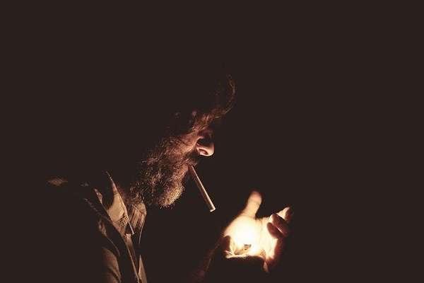 Курение усугубляет