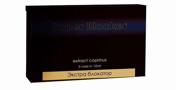 Препарат Экстра-Блокатор