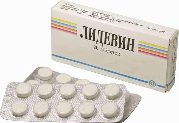 Лекарство Лидевин