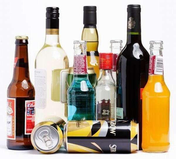 Любой вид алкоголя исключается