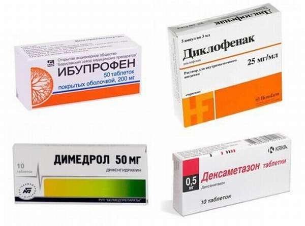 Препараты при артрите и артрозе