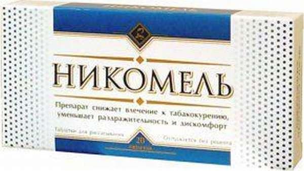 Упаковка Никомель