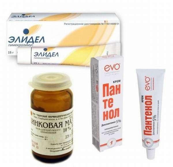 Пантенол и другие негормональные препараты