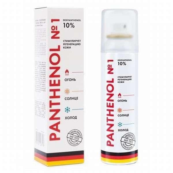Спрей Пантенол