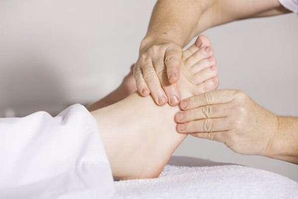 Артрит пальцев ног стопы