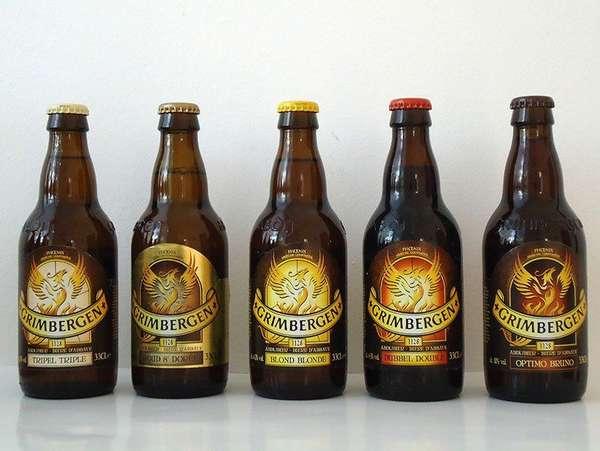 Пиво разных сортов