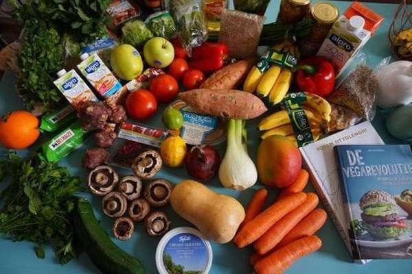 Продукты богатые витамином А и Е
