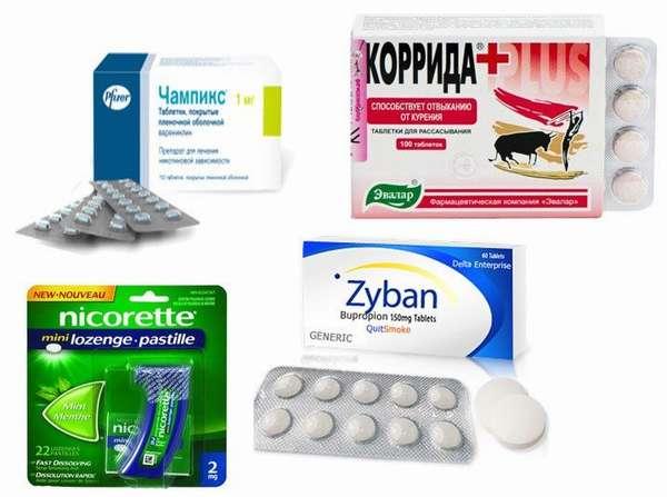 Никоретте и другие средства от курения