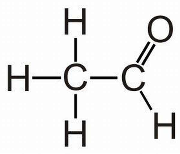 Продукт разложения этанола