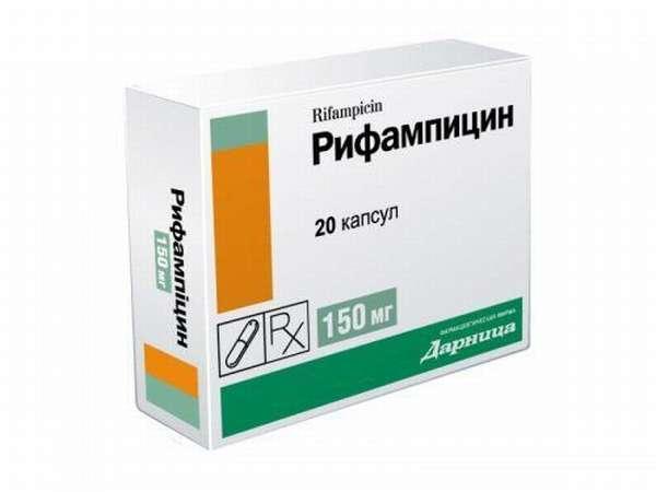 Препарат Римфапицин