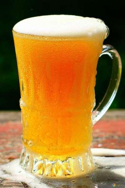 Пиво и камни в почках