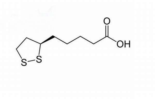 Тиоктовая (альфалипоевая) кислота