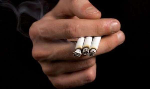 Активное курение