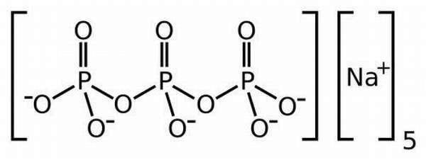 Трипельфосфаты формула