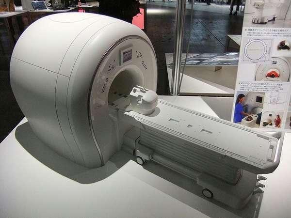 Установка для МРТ