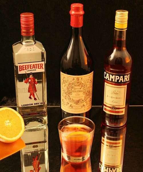 Ром и другой алкоголь