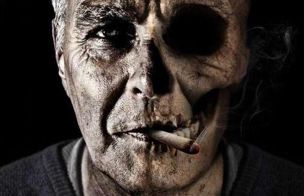 Пагубное действие никотина