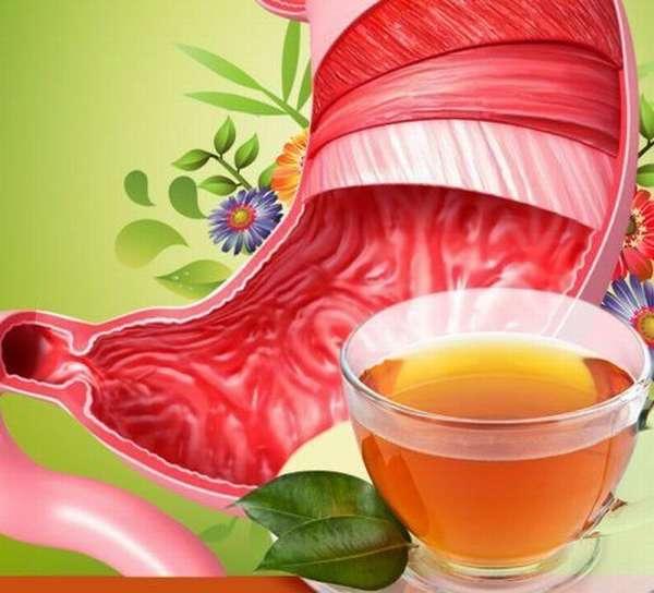 Монастырский желудочный чай из трав