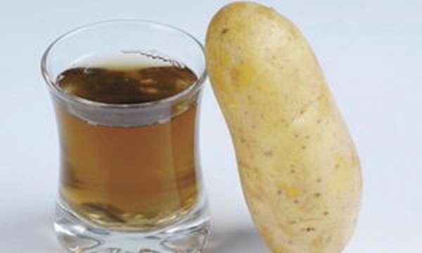Настойка на картофеле