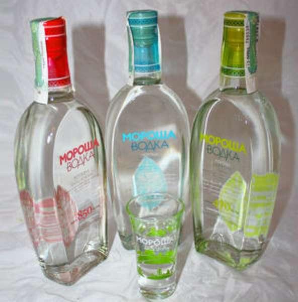 водка мороша