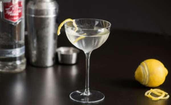 мартини с водкой1