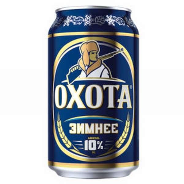 пиво охота1