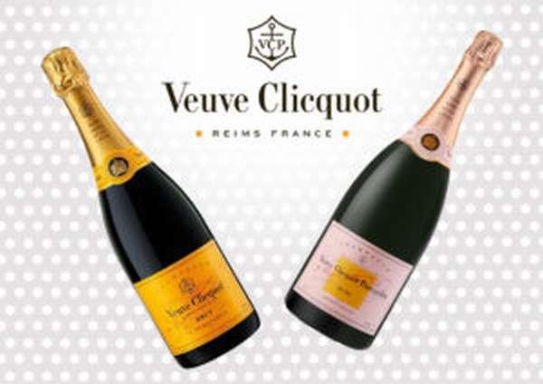 Шампанское Вдова Клико1