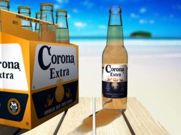 пиво корона2