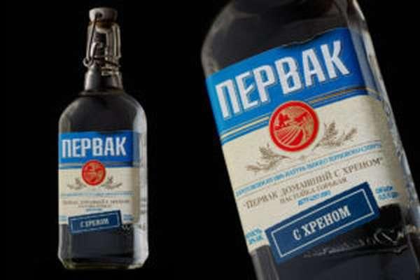 водка первак1