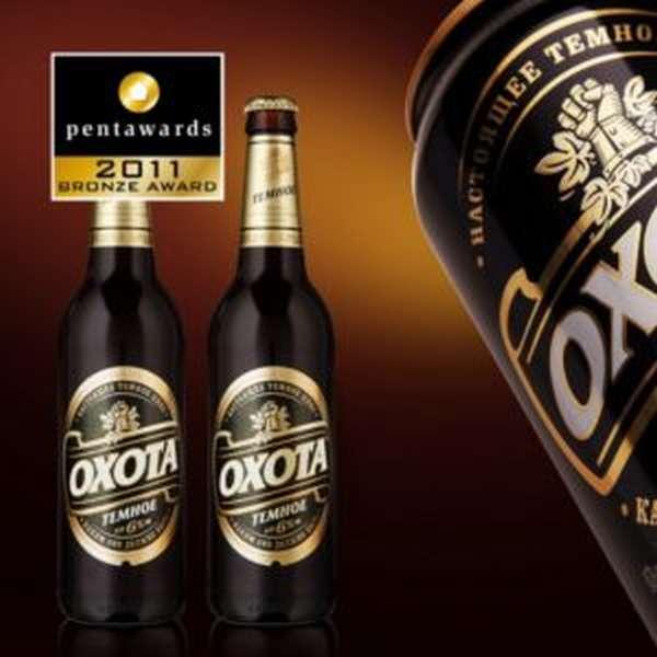 пиво охота2