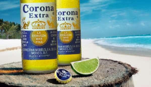 пиво корона1