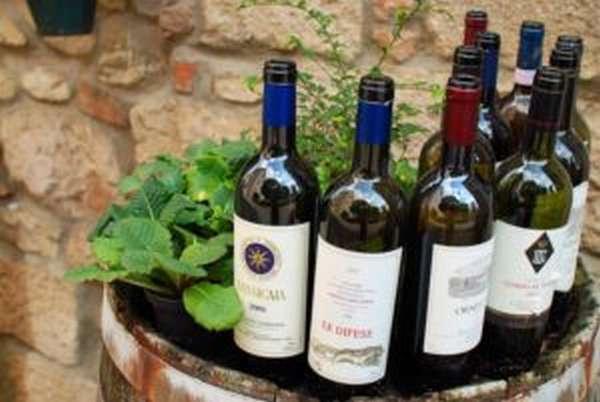 Вино белое2